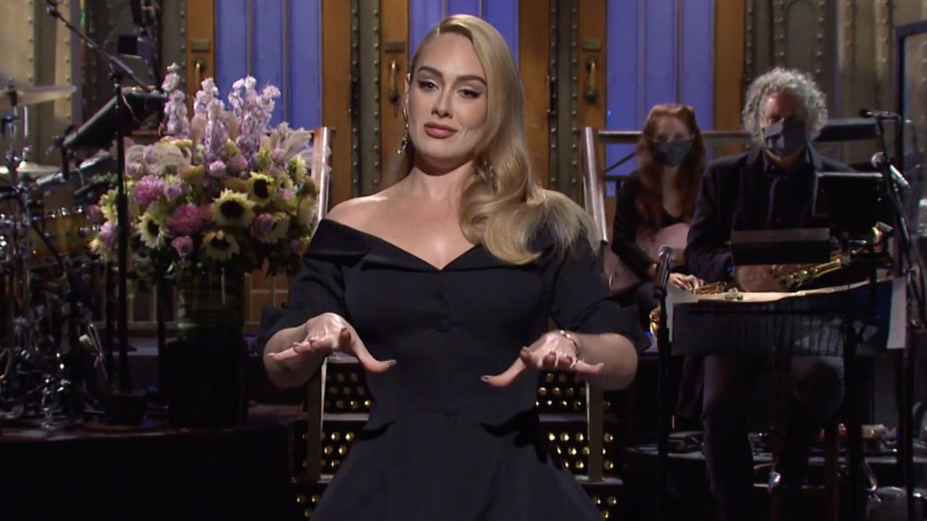 Here's Everything Adele Did as SNL's Host