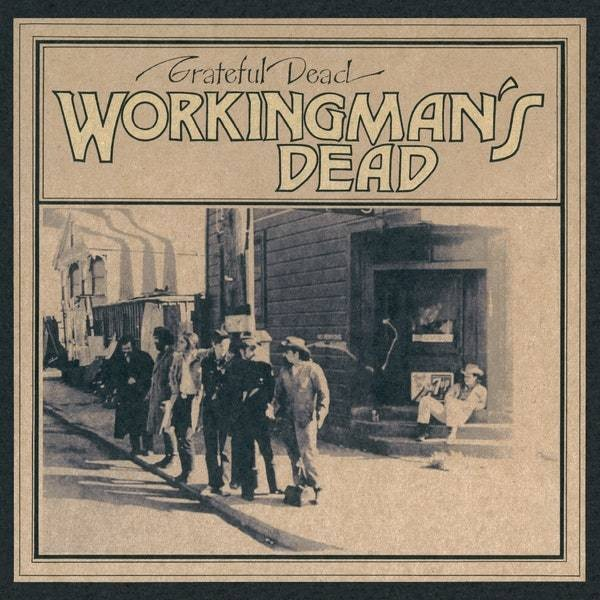 Grateful Dead: Workingman's Dead / The Angel's Share