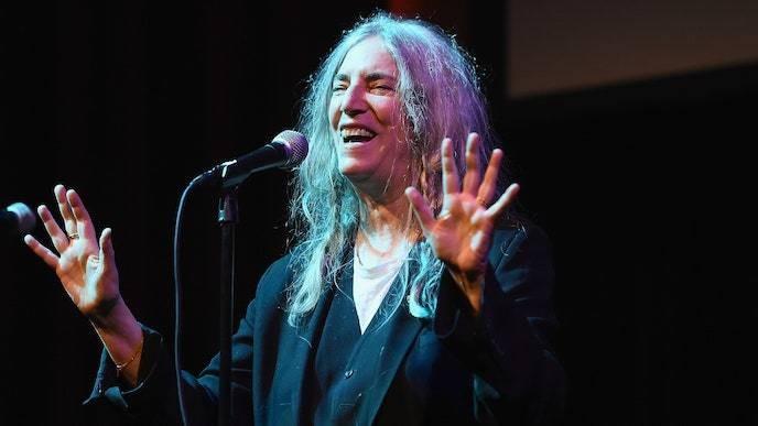 Listen to Patti Smith on Marc Maron's WTF Podcast