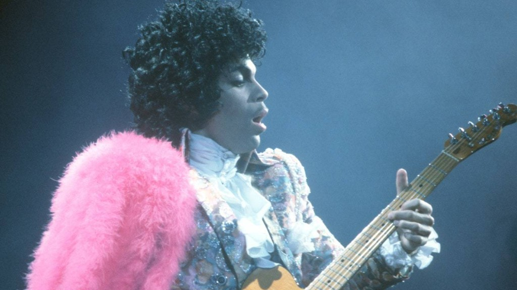 Prince and the Revolution's 1985 Live Film Soundtrack Officially Released