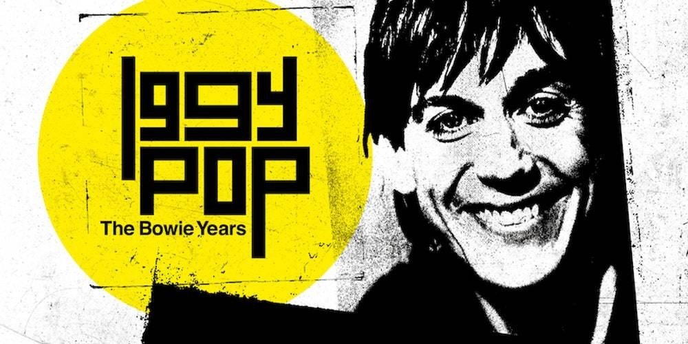 Iggy Pop: The Bowie Years