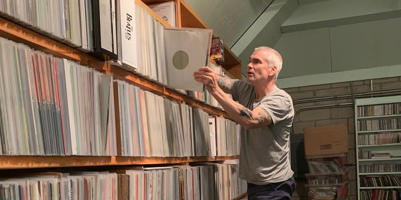 Listen to Henry Rollins' 4-Hour Radio Show The Cool Quarantine