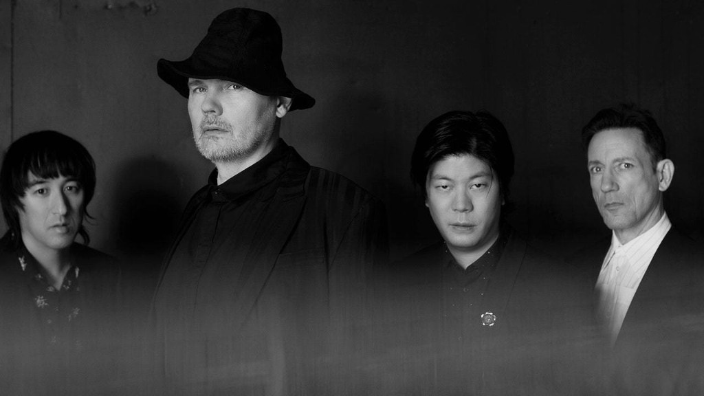 """The Smashing Pumpkins Share New Songs """"Cyr"""" and """"The Colour of Love"""""""