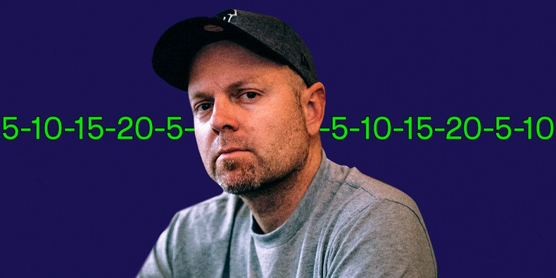 DJ Shadow on the Music That Made Him