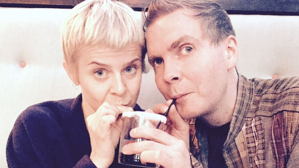 """Jónsi and Robyn Share New Song """"Salt Licorice"""": Listen"""