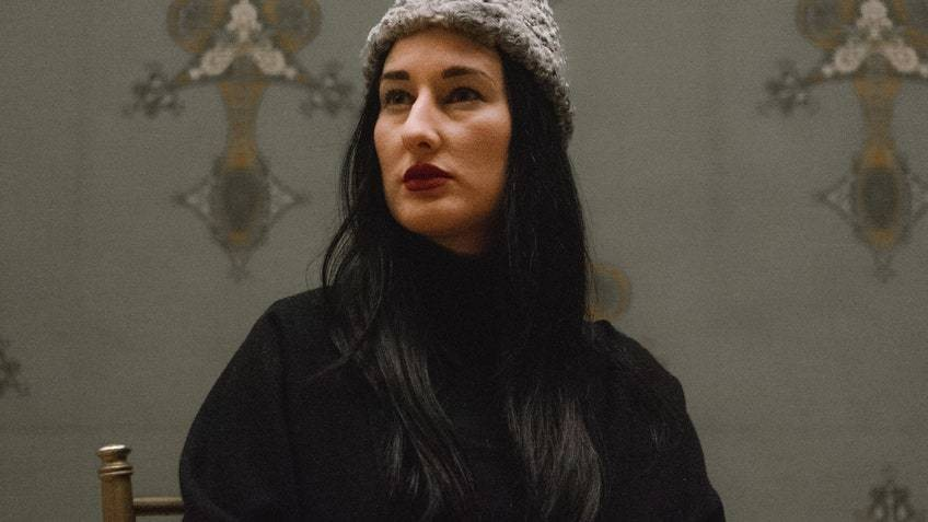 "Zola Jesus Covers Armenian Folk Song ""Krunk"""