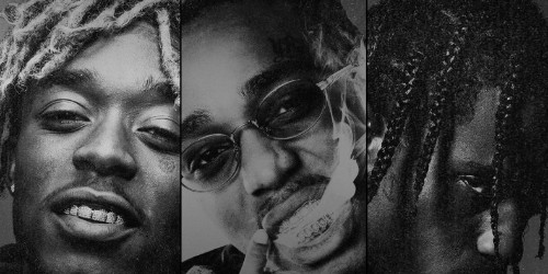 """Watch Lil Uzi Vert, Quavo, Travis Scott Come Together in Video For New Song """"Go Off"""""""