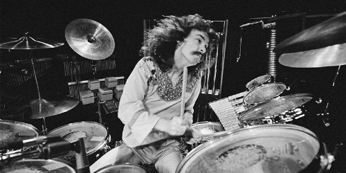 Remembering Rush's Ridiculously Good Drummer Neil Peart With 5 Live Videos
