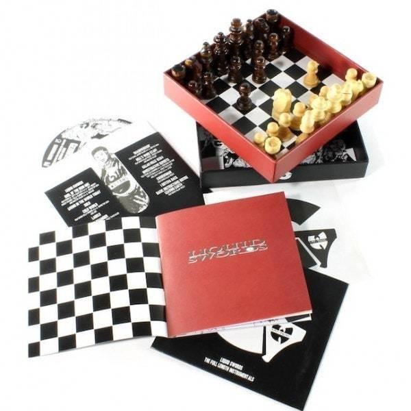 GZA: Liquid Swords: Chess Box Deluxe Edition