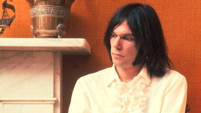 Neil Young Announces After the Gold Rush 50th Anniversary Reissue
