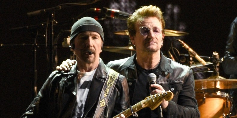 "U2 Share New Song ""Ahimsa"": Listen"