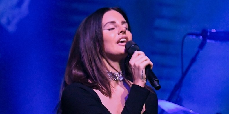 Watch Lana Del Rey Cover Leonard Cohen in a Duet With His Son
