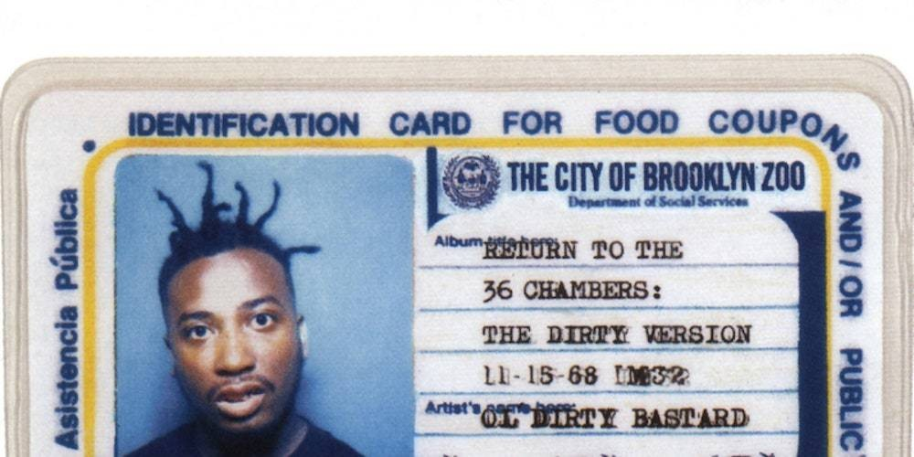 Ol' Dirty Bastard: Return to the 36 Chambers: The Dirty Version