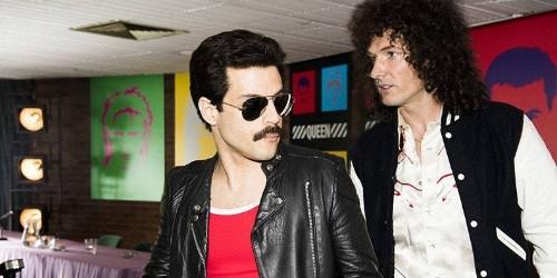 Rami Malek Is Freddie Mercury in New Bohemian Rhapsody Photos