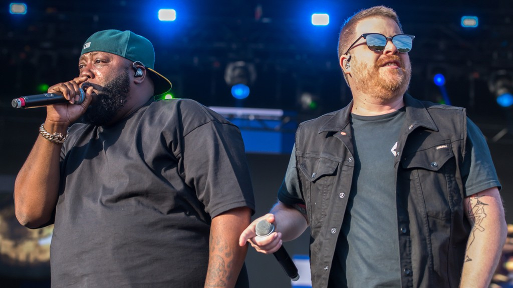 """Run the Jewels Share New Royal Blood Remix of """"The Ground Below"""": Listen"""