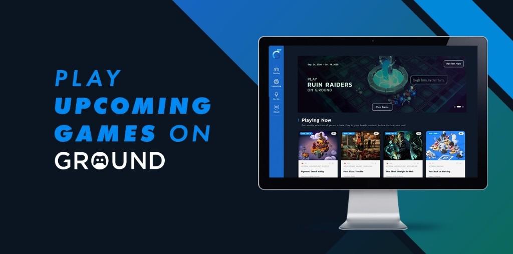 글로벌 미출시 게임들을 미리 플레이할 수 있는 플랫폼