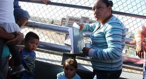 Family separations will persist under Trump's order - POLITICO