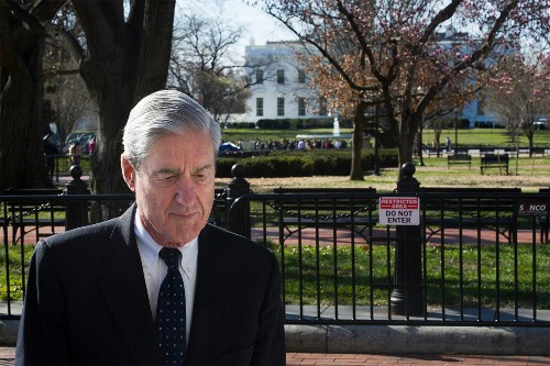 If You Thought Mueller Had Settled Matters, Think Again