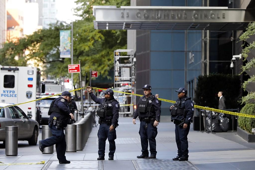 FBI investigating potential explosives sent to CNN and famous Democrats