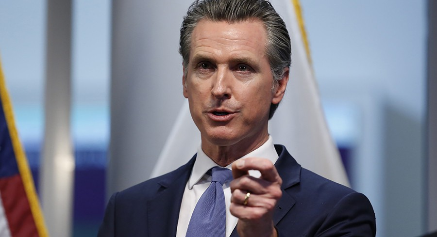 Newsom orders all 40M Californians to stay home in nation's strictest state lockdown