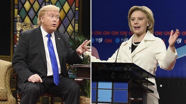Will 'Saturday Night Live' take down Trump?