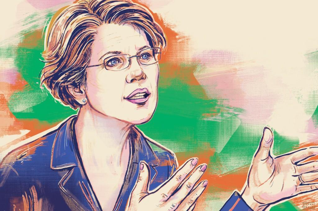 Elizabeth Warren's Stealth Feminism