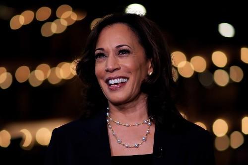 Biden plummets, Harris vaults to second in major poll - POLITICO