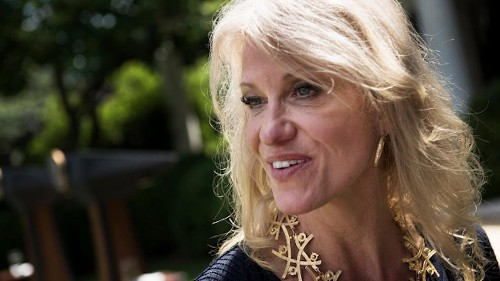 Conway: No evidence of collusion in Donald Trump Jr.'s Russian meeting