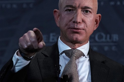 Jeff Bezos Can Sue the Pants Off the National Enquirer