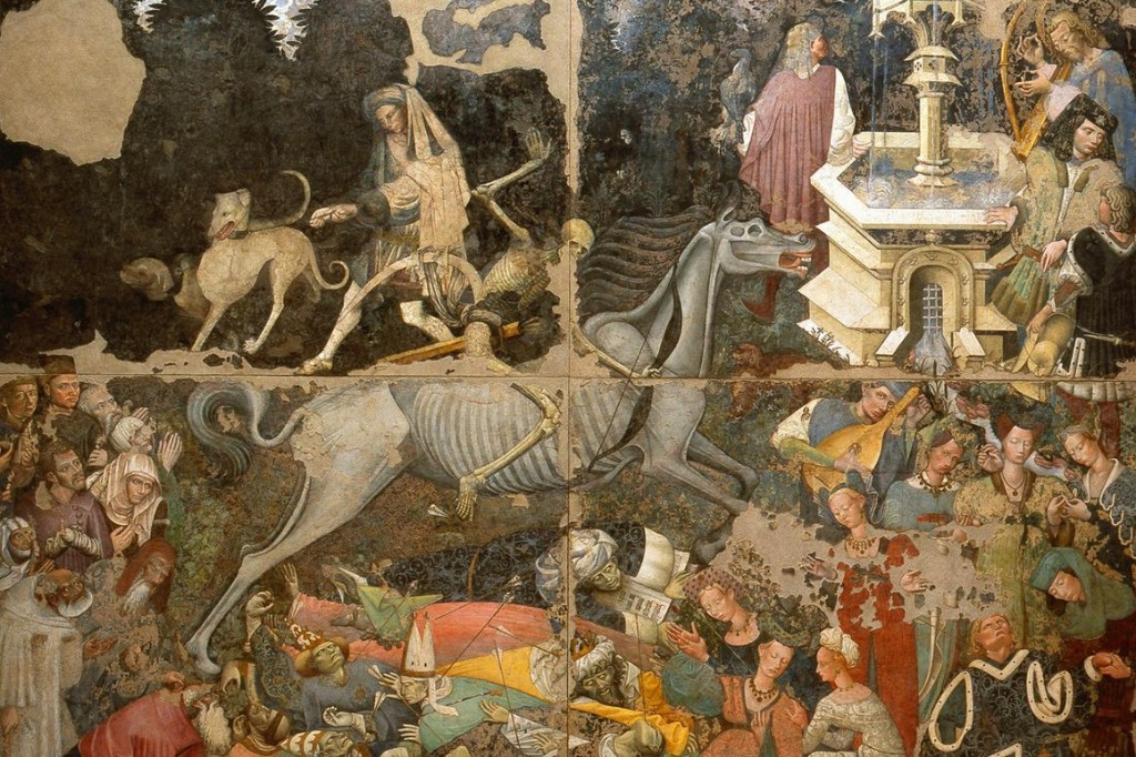 Can America Benefit from Covid? Ask 14th-Century Florence