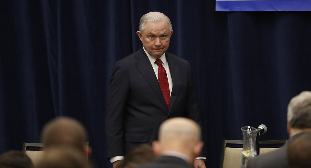 Sessions mulls firing Andrew McCabe
