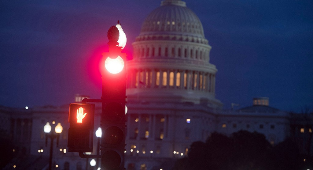 Congress stumbles toward second shutdown