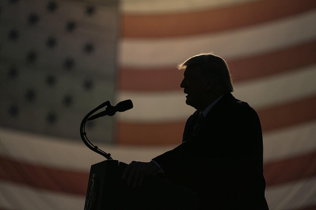 Trump's 'maximum pressure' peaks just before election
