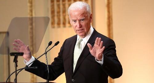 Biden: 9 Republican senators told me they knew opposing Garland was wrong