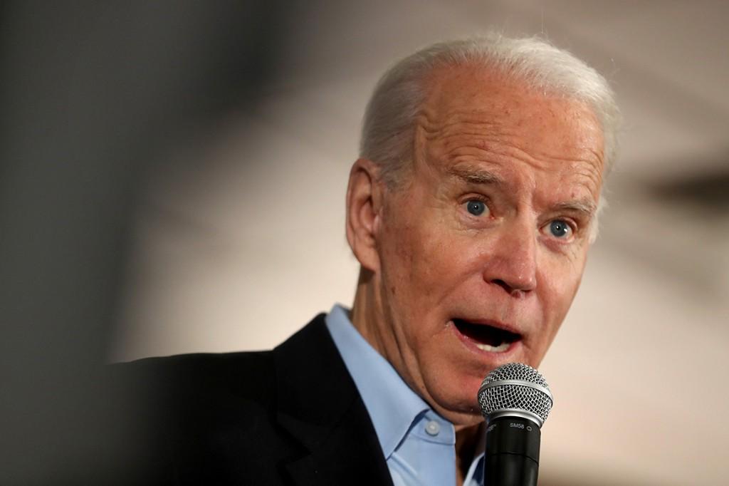 Biden concedes Iowa was 'a gut punch'