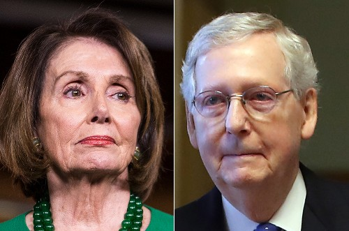 Pelosi and McConnell are on an impeachment collision course