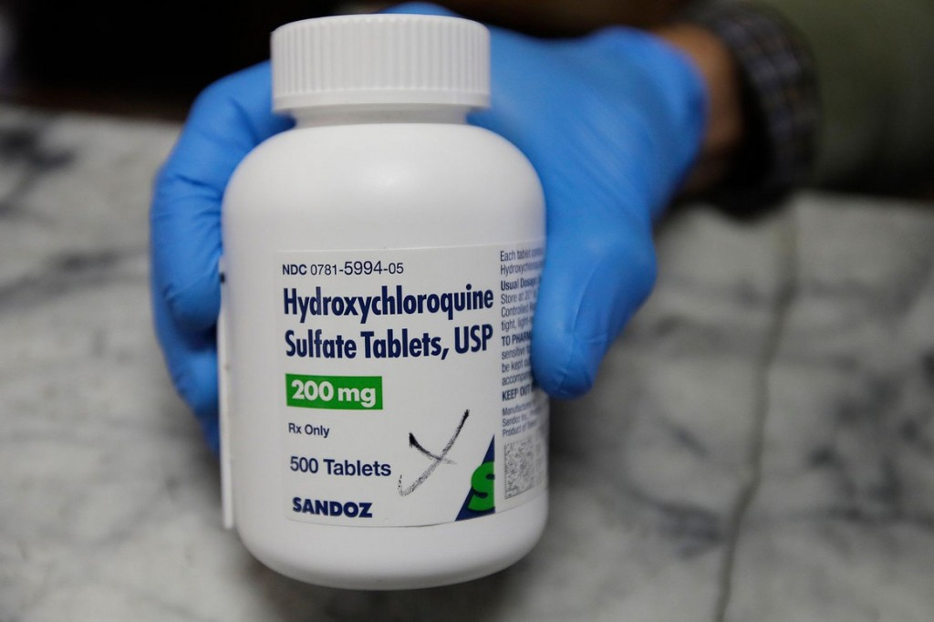 France bans use of hydroxychloroquine as coronavirus treatment