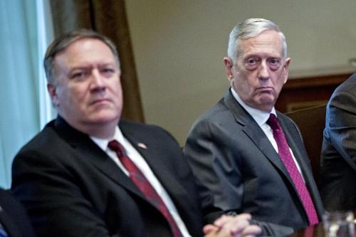 Mattis and Pompeo were 'misleading' in Khashoggi briefing, Murphy says