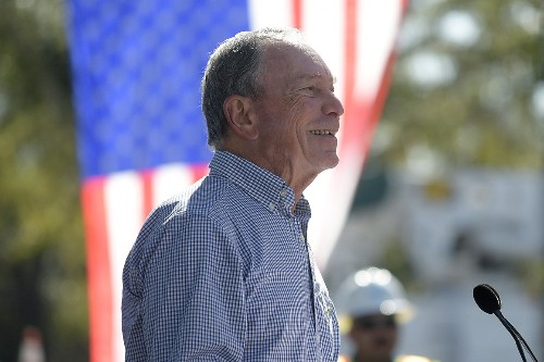 Bloomberg scorches Trump's 'un-American' immigration policies