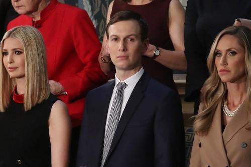 Democrats delayed stimulus bill to tighten ban on Trump family profiting
