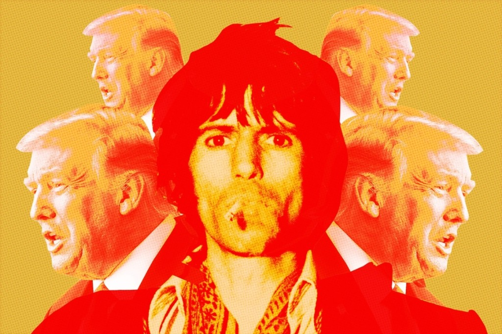 What Keith Richards Can Teach Us About Beating Our Donald Trump Addiction