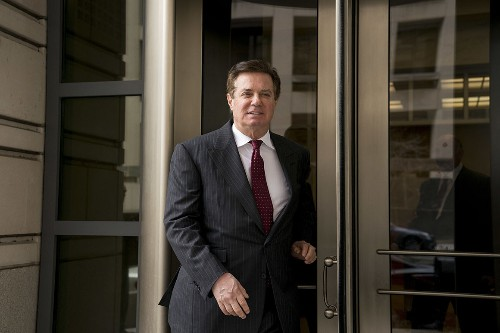 Judge declined to toss out racketeering case against Ukrainian Manafort associate