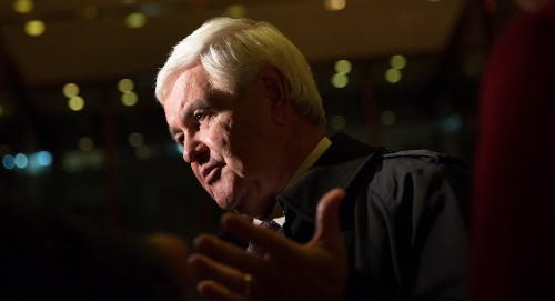 Gingrich: Trump backing away from 'drain the swamp'