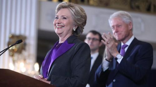 Hillary Clinton's 2016 presidential concession speech (full video) - POLITICO