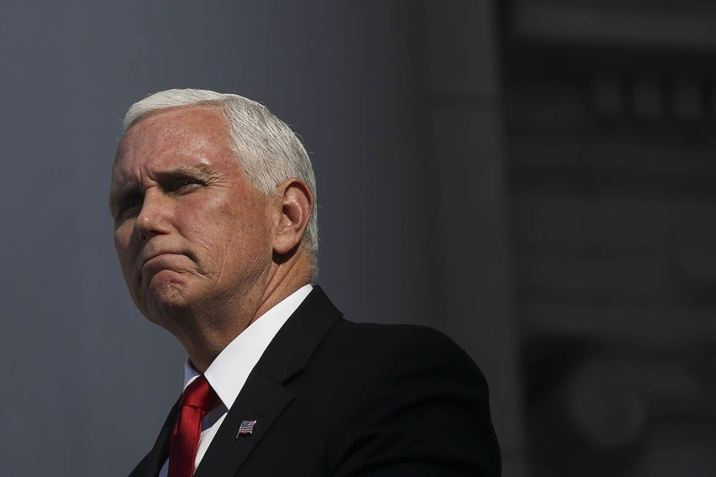 Pence aide denies 'alleged discussion' between VP and Sondland on Ukraine aid