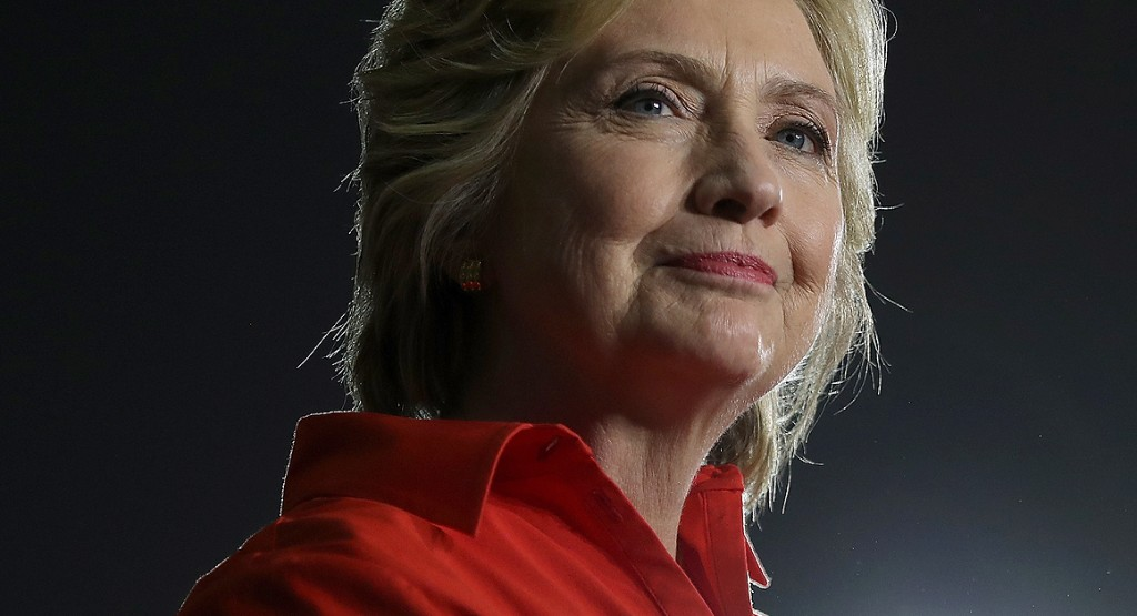 Why Clinton isn't sweating 'deplorables'