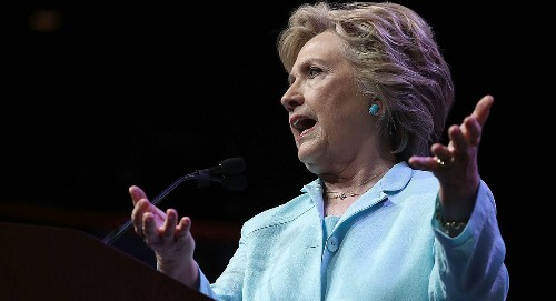 Wall Street critics see hope in Clinton emails - POLITICO