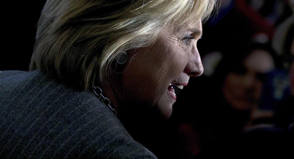 Sanders gets under Clinton's skin in New York