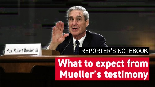 DOJ tells Mueller to limit testimony to his report - POLITICO