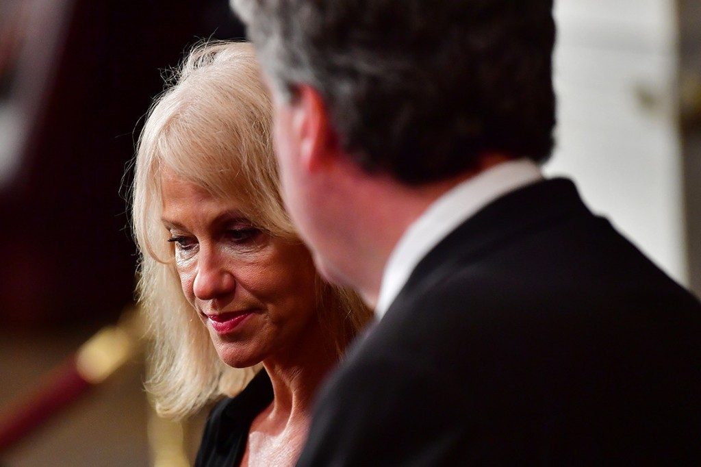 Conway: 'I'm a victim of sexual assault'